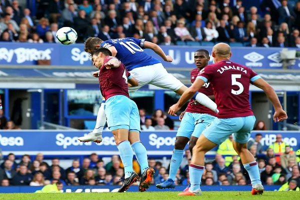 Everton vs West Ham United Preview