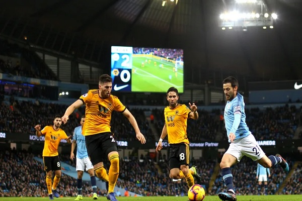 Manchester City vs Wolves Match Preview