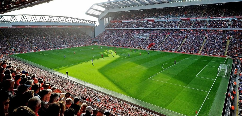 Anfield Soccer Ground